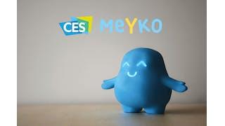 bonhomme Meyko CES