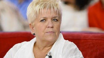 Mimie Mathy maman
