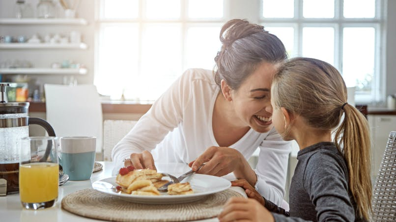 Repas: comment équilibrer l'alimentation des enfants?