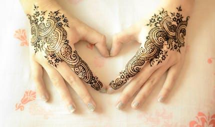Tatouage: le henné noir est dangereux!