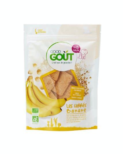 carré banane