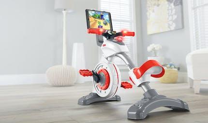 Think & Learn Smart Cycle, le vélo d'intérieur connecté de Fisher-Price pour les enfants