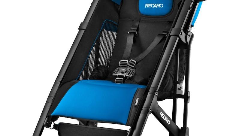 Poussette Duo Easylife de Recaro & siège auto 0+ Privia