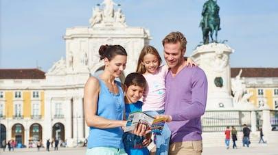 famille a Lisbonne