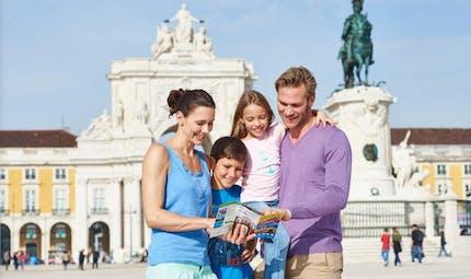 Escapade en famille à Lisbonne