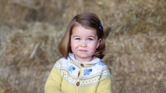 Kate et William : l'adorable photo de Charlotte pour son deuxième anniversaire