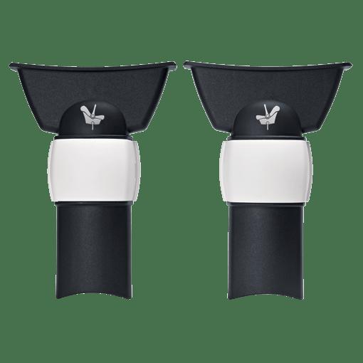 Poussette Buffalo de Bugaboo - adaptateurs Britax Römer siège auto