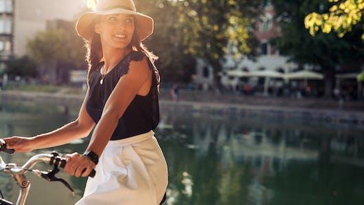 Le soleil d'été fait flamber la libido féminine