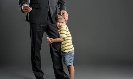 Père absent : aider l'enfant à comprendre
