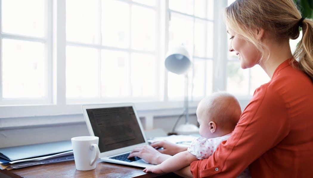 Travailler pendant son congé parental