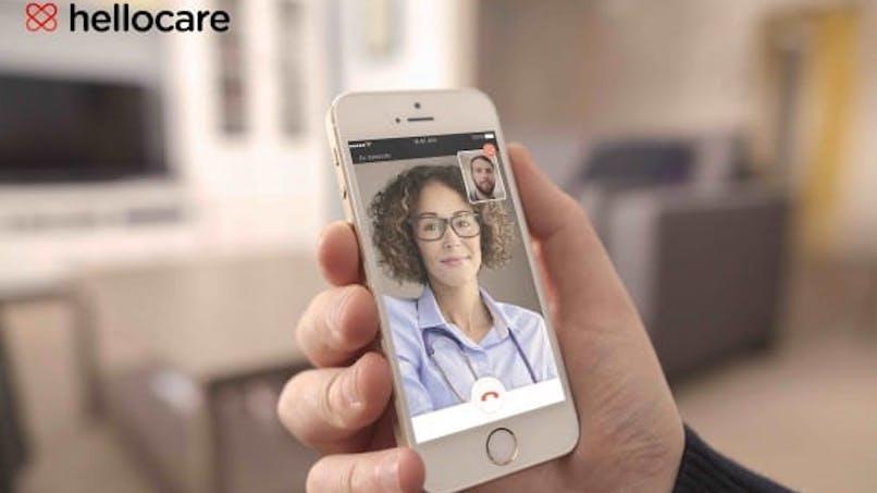 Hellocare, l'application mobile qui vous connecte immédiatement à un médecin