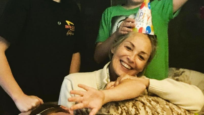 Sharon Stone : « J'ai vécu trois fausses couches »