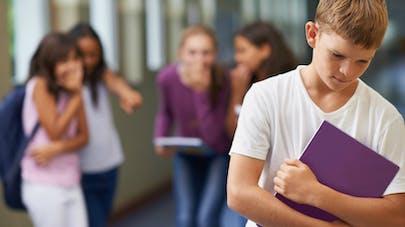 L'intimidation chez les enfants peut entraîner des conséquences pour leur santé à long terme