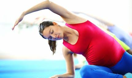 Le Pilates, un sport idéal pendant la grossesse