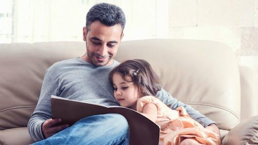 L'implication du père est essentielle pour le développement cognitif du bébé