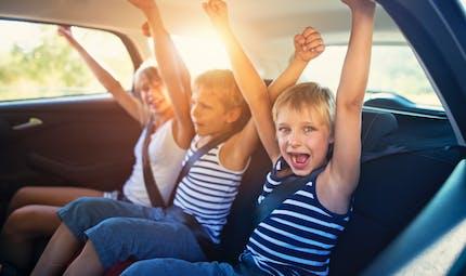 10 conseils pour ne pas s'énerver avec les enfants en voiture