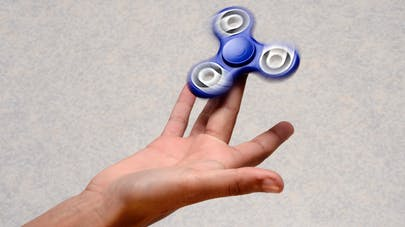hand spinner c'est quoi