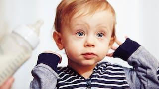 Les laits infantiles