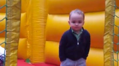 l'enfant le plus swag du monde