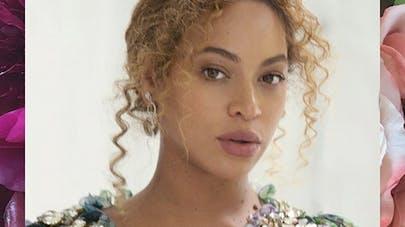 Beyoncé fête des meres