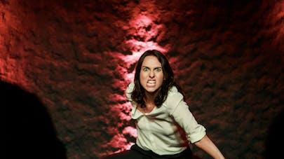L'humoriste Olivia Moore