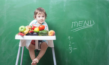 7 idées de menus pour les enfants
