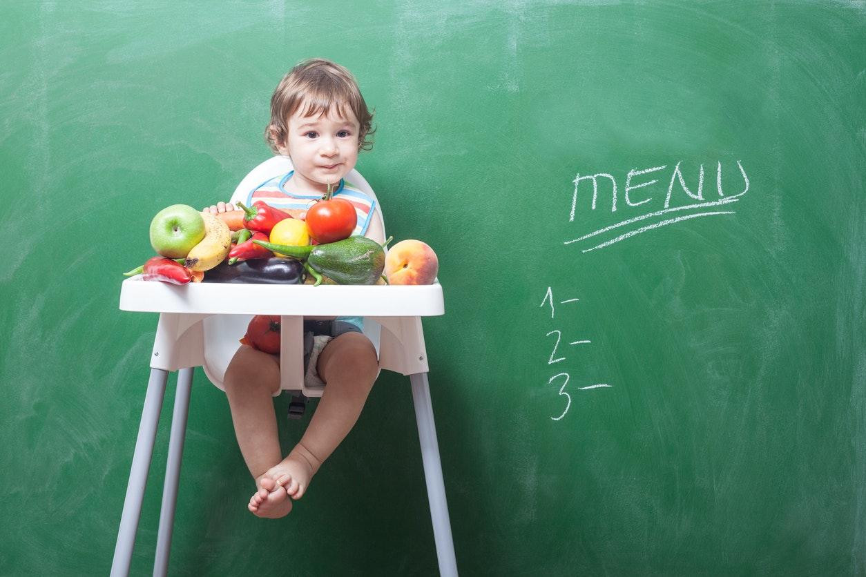 Idées De Menus Enfant Pour La Semaine