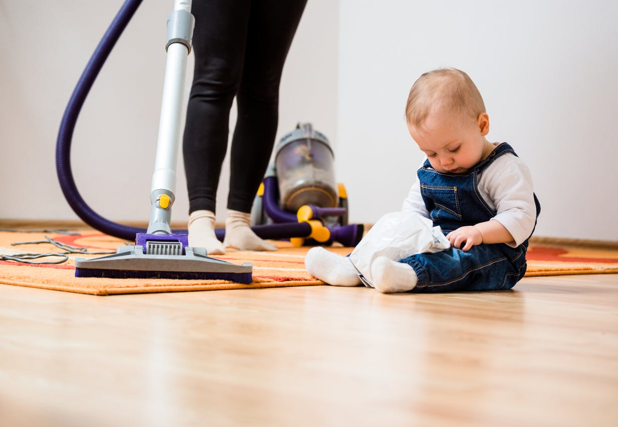 Nettoyer Une Maison proprete a la maison | parents.fr