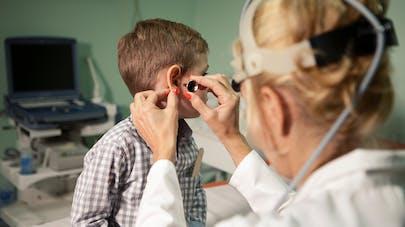 consultation orl pour un enfant