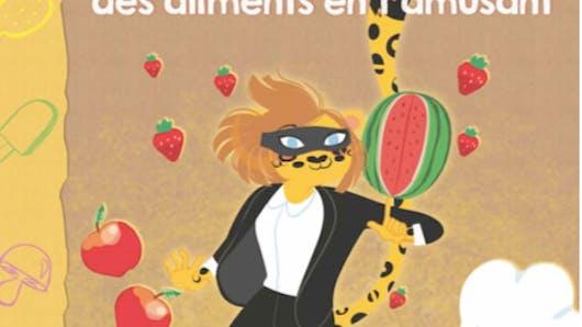 La Panda Agency, un cahier d'activités pour apprendre à bien manger