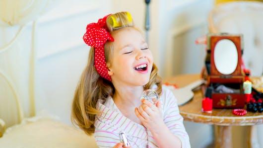 Un atelier olfactif pour les enfants au musée du Parfum