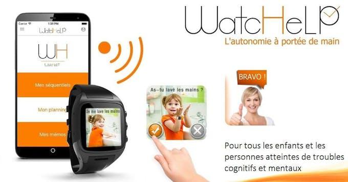 WatcHelp un dispositif pour accompagner les enfants