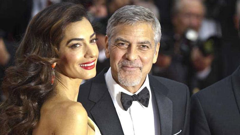 George Clooney papa : Amal Clooney a accouché