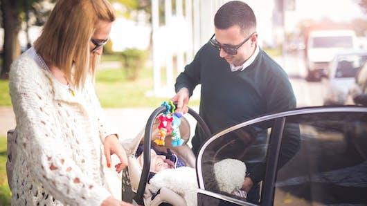Quelle sécurité en voiture avec Bébé ?