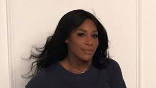 Serena Williams: ce sera une fille, c'est Venus qui l'a dit!
