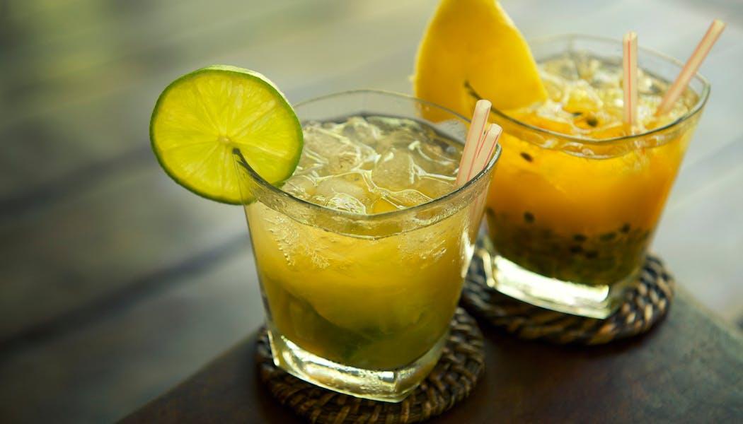 Idées de cocktails sans alcool pour femme enceinte