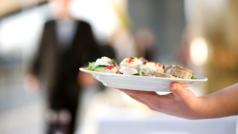 Que manger lors des grandes réceptions ?