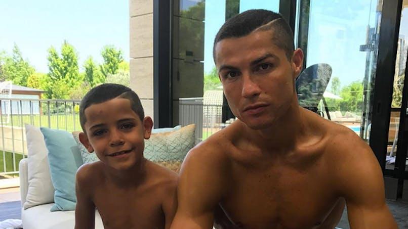 Cristiano Ronaldo, papa de jumeaux par mère porteuse