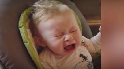 bébé dit maman