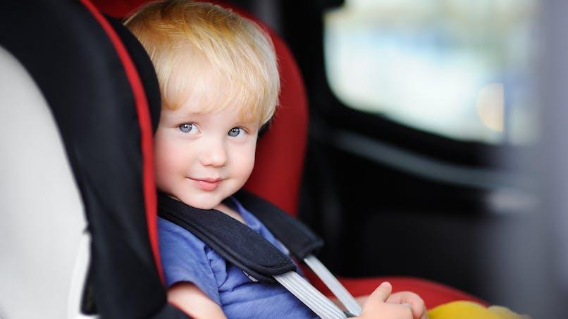 La sécurité en voiture, âge par âge