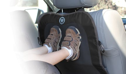 Protection de dossier de voiture, Backseat Kickmat de PRINCE LIONHEART
