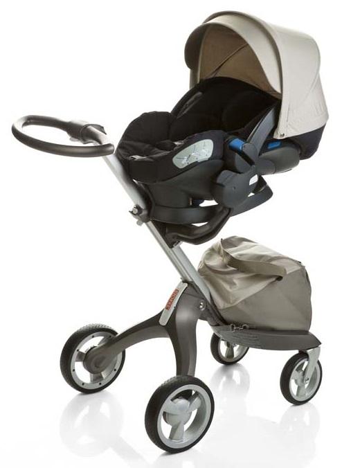 Poussette Xplory® de Stokke® |parents.fr | PARENTS.fr