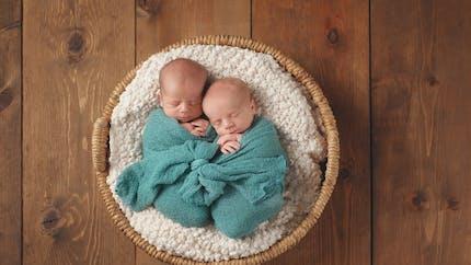 Jumeaux: pourquoi y en a-t-il un plus petit que l'autre?