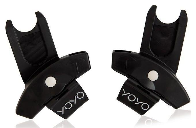Poussette Yoyo + de Babyzen - adaptateurs Yoyo + Plus