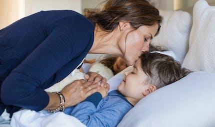 Les parents qui s'inquiètent du sommeil de leur enfant, plus enclins à la dépression