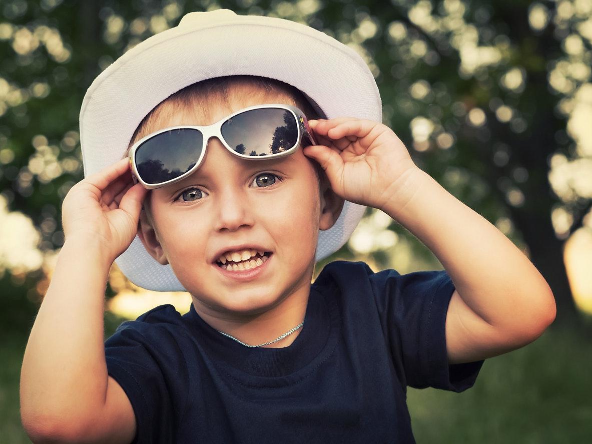 Protection solaire : les lunettes de soleil