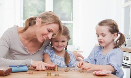 Education des enfants: les parents dépensent peu!