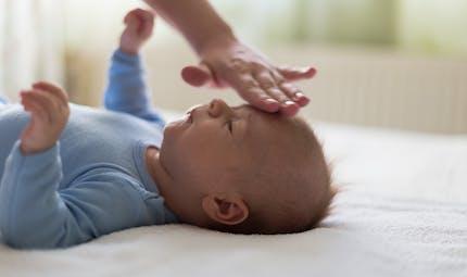 Bébé a une méningite