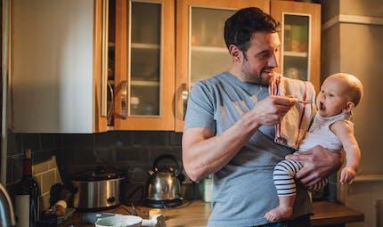 Le nouveau congé parental en forte baisse