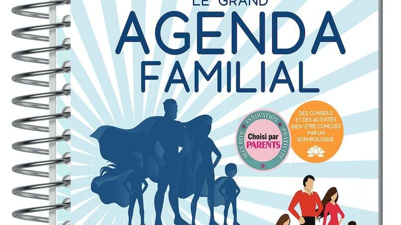 Le grand agenda familial de FLEURUS